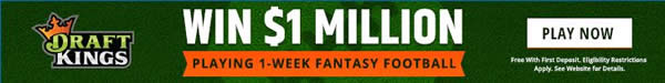 Win $1 Million at DraftKings